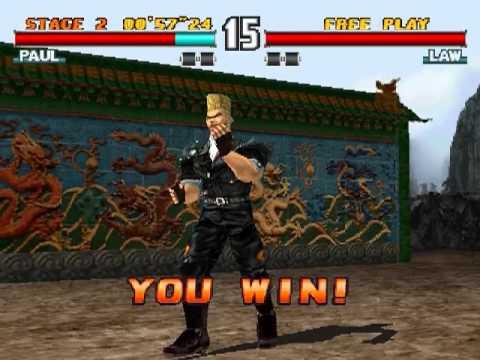 Tekken 3 screenshot 1