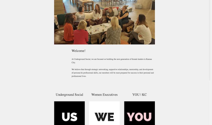 Underground Social Branding