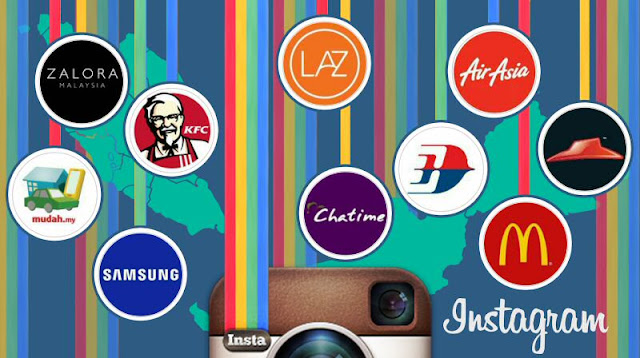 Top 10 Malaysian brands on Instagram