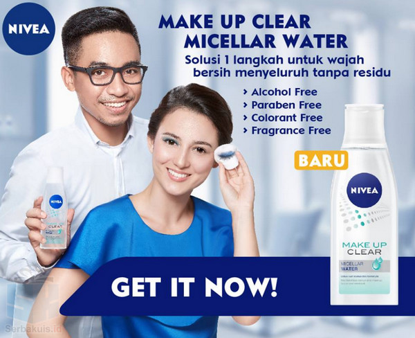 Make Up Clear Micellar Water Free Sample