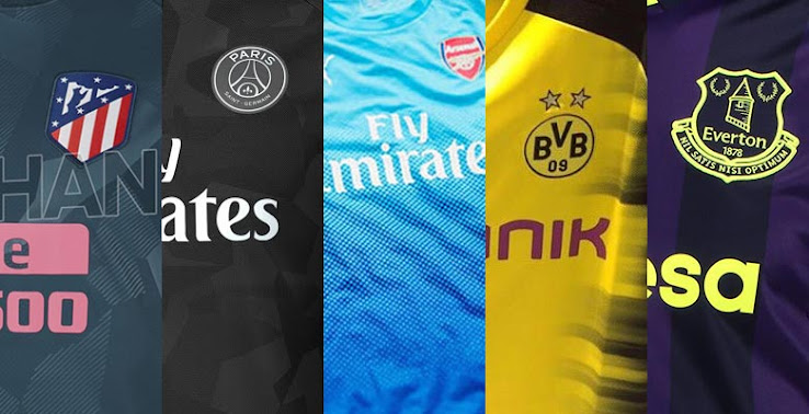 d0ec95b4dd6 2017-18 Kit Overview - All Leaked   Released 17-18 Shirts - Footy ...