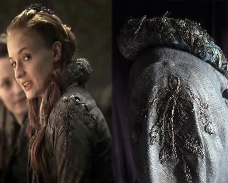 Sansa manches amovibles