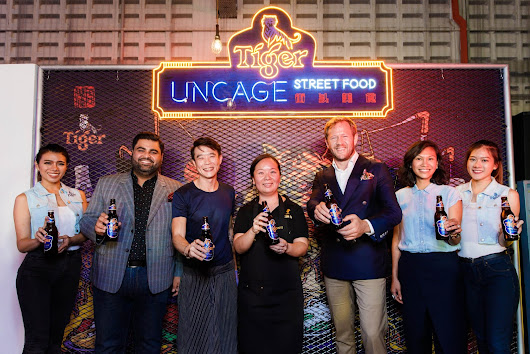 ♥Miriam MerryGoRound♥: Uncage Street Food with Tiger Beer