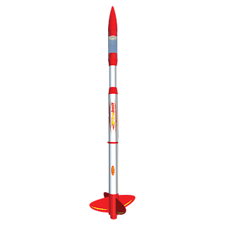 Estes Easy to Assemble Firebolt Model Rocket Kit, Model Rocket Store