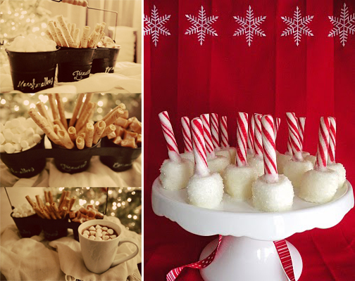 Violet Hills Weddings + Events: Hot Chocolate Bar?