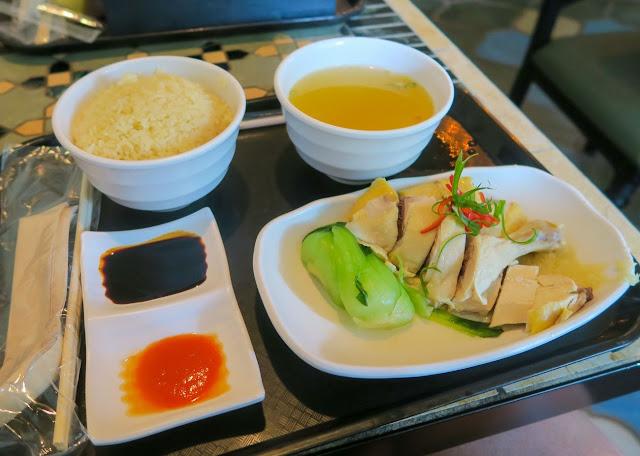 Makan halal di hongkong