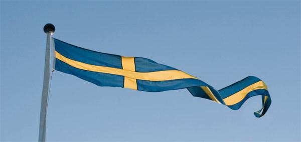 svenska flaggan vimpel