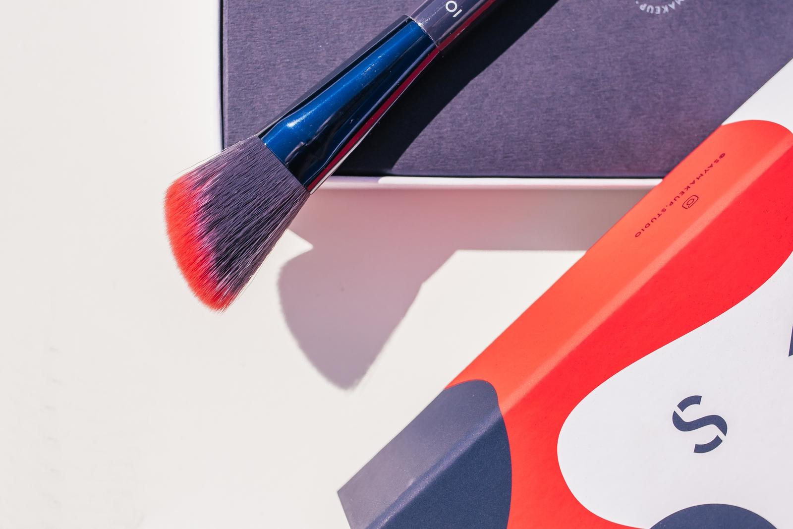 SAY Makeup - pędzel do konturowania