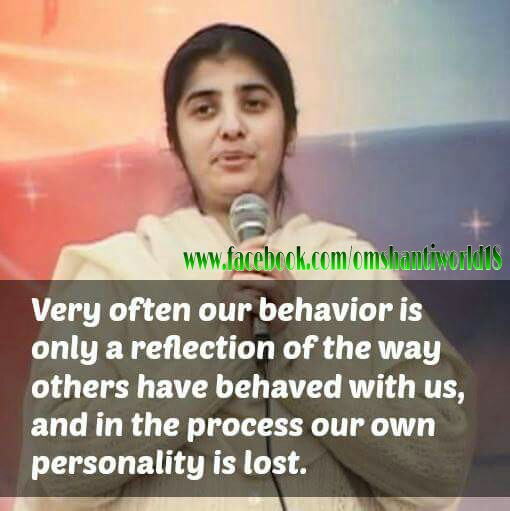 sister shivani thoughts on personality