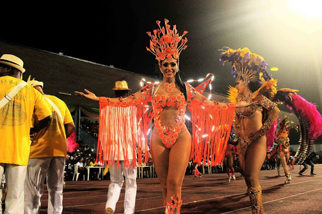 The Calabar Carnival International Parade is a culture and dance competition.