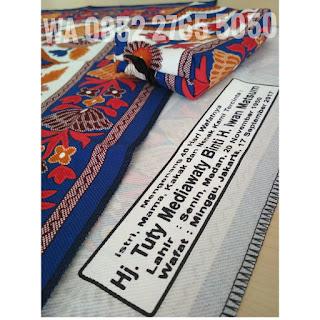 souvenir sajadah tahlilan, sajadah batik, 0852-2765-5050