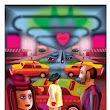 Taxi Stand (2016) Click on link to go to shop