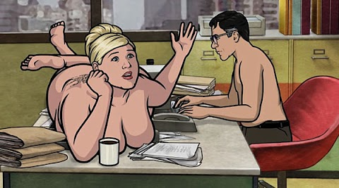Pam From Archer Nude images (#Hot 2020)