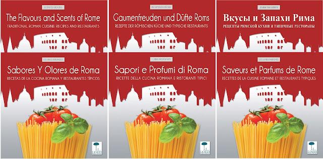 Collana Sapori e Profumi di Roma