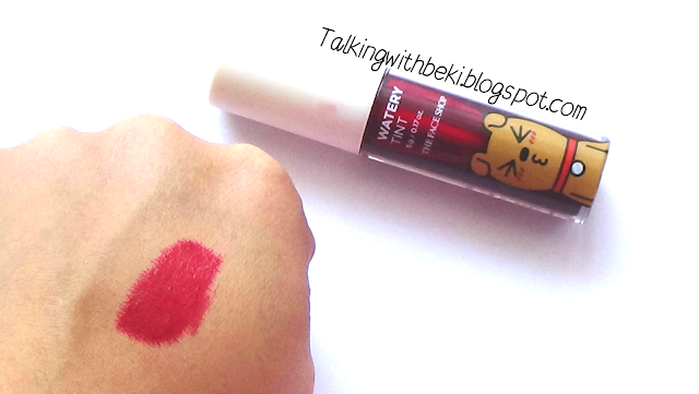 Review The Face Shop Watery Tint