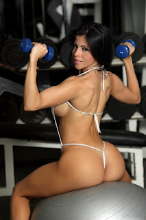 Brenda Marilin modelo fitness venezolana