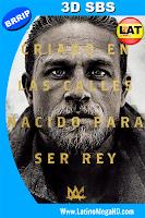 El Rey Arturo: La Leyenda de la Espada (2017) Latino Full 3D SBS 1080P - 2017