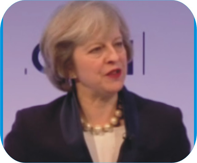 Mrs May to protect workers' rights