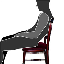 Chair Slouch