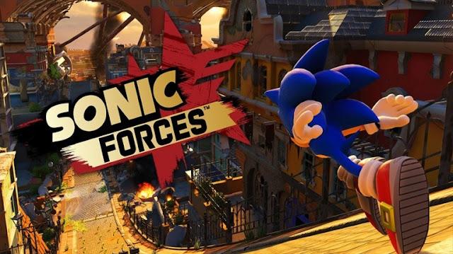 إستعراض للمزيد من لقطات أسلوب اللعب في Sonic Forces عبر حزمة صور جديدة !