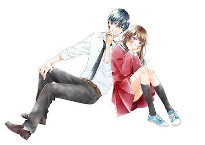 Rukana com nova série na Betsufure: Torokeru Tsumugi chan (Tsumugi chan se derrete)