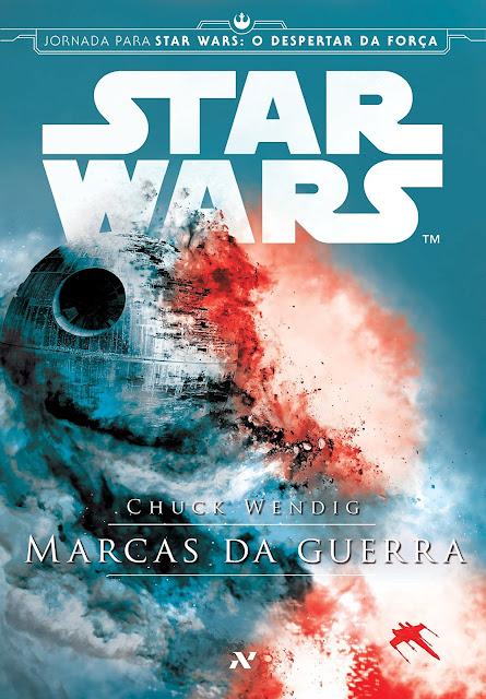 STAR WARS Marcas da Guerra Chuck Wendig
