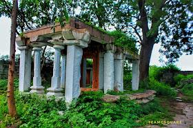 Handarki Fort, Karnataka