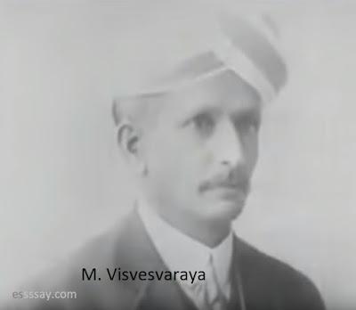 Biography of M. Visvesvaraya and Essay for class 7