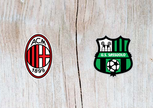 AC Milan vs Sassuolo Full Match & Highlights 2 March 2019