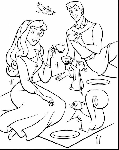 Outstanding Disney Princess Sleeping Beauty Coloring Pages With Sleeping  Beauty Coloring Pages And Sleeping Beauty Ballet