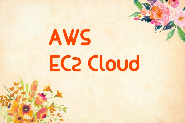 aws ec2 cloud computing is an elastic cloud. Based on your needs it allocates computing power.
