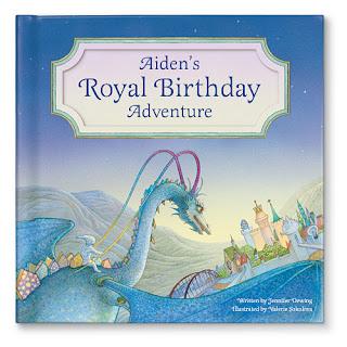 I See Me! My Royal Adventure for boys
