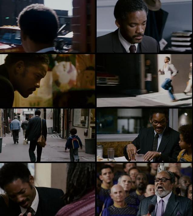 The Pursuit Of Happyness 2006 Dual Audio Hindi 720p BluRay