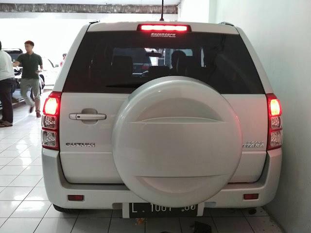 harga Suzuki Grand Vitara tahun 2010 bekas