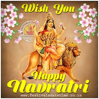 Happy Navratri Wallpaper Free Download 6