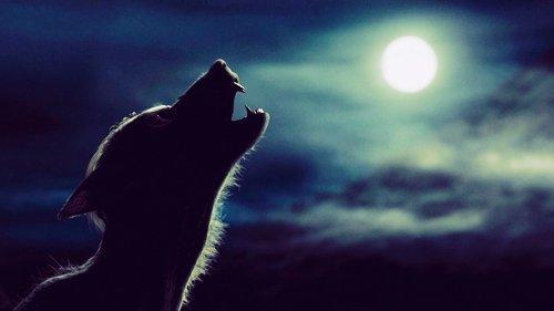 Лупин като върколак в Хари Потър и затворникът от Азкабан