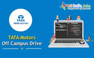 Tata Motors Off Campus