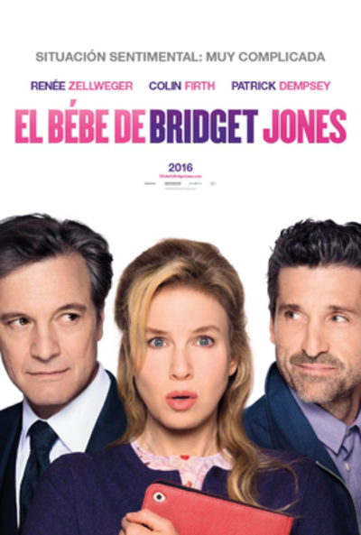 Bridget Jones Baby (El Bebé de Bridget Jones) (2016)