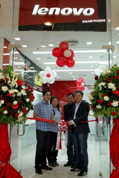Lenovo Mobile Exclusive Store (LMES) in Roxas City, Capiz