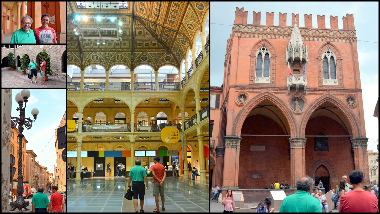 Mille Fiori Favoriti: Bologna, Italy, Part One, The Red, The Fat ...