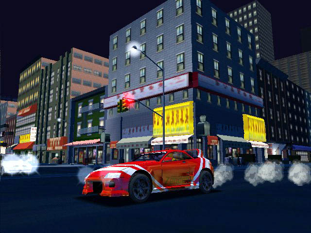 Midnight Club Street Racing PS2 GAME ISO Screenshot 2