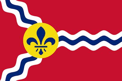 Bandera de Saint Louis