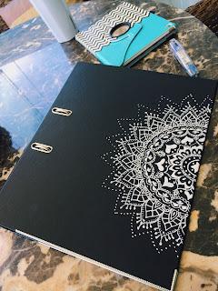 diário, diário mágico, book of shadows