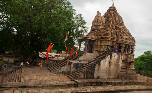 Templos del oeste de Khajuraho