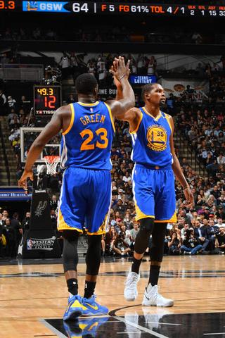 Golden State avance jusqu'à la finale NBA