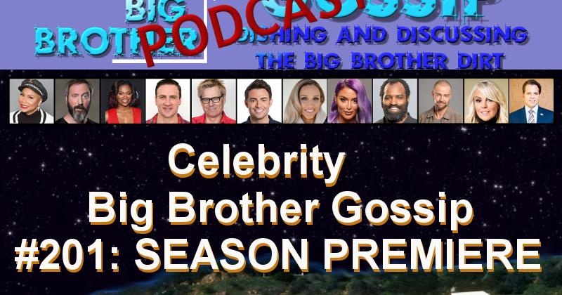 Celebrity big brother 2019 contestants rumours fleetwood