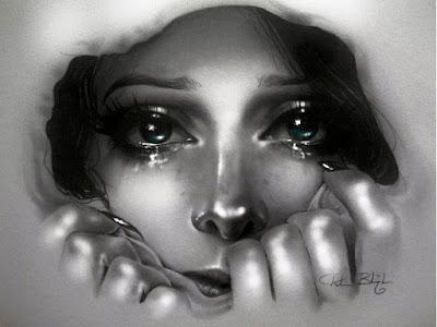 sedih fiksi depresi