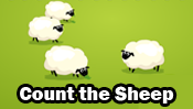 Cool Math Games Count the Sheep