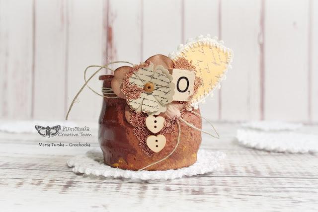 A jar full of autumn