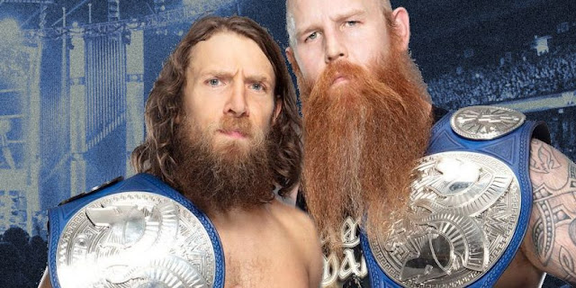 Daniel Bryan And Rowan to Defend Their Title at Money In the Bank Kickoff Pre-Show